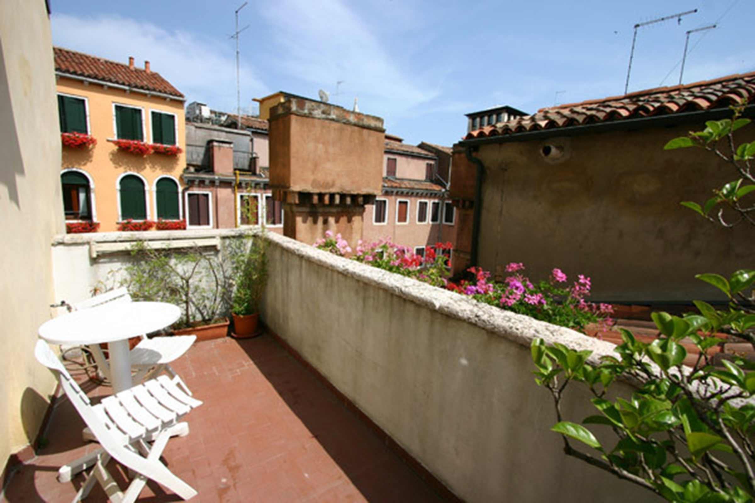 Appartement mimosa san marco venise for Appartement san marco design venise