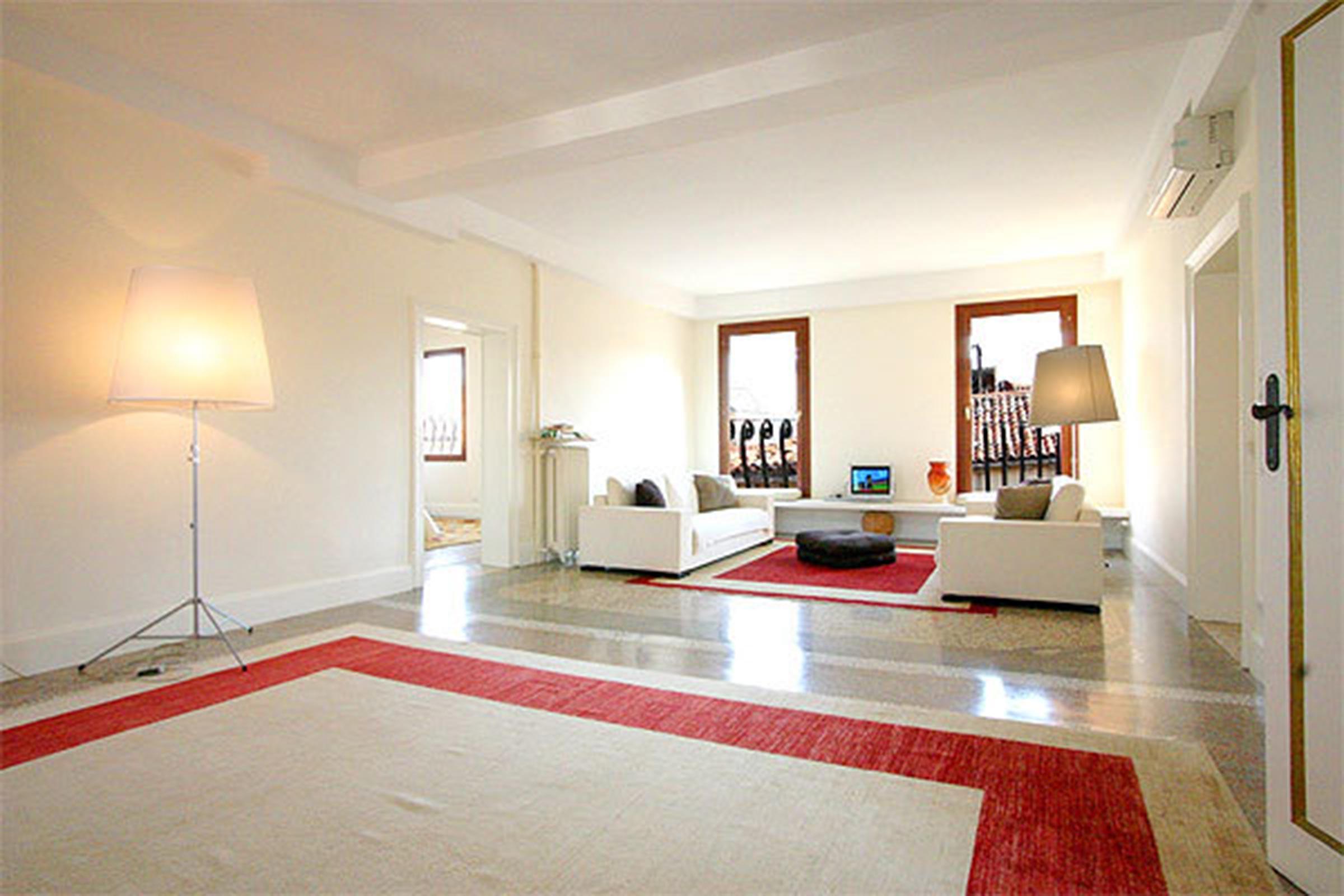 Appartement ca 39 francesca san marco venise for Appartement san marco design venise