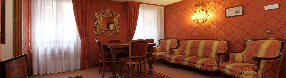 Venetian Style apartments in venetian style, venice - italy
