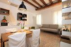 Apartment in Venice Cannaregio Ca' Widmann