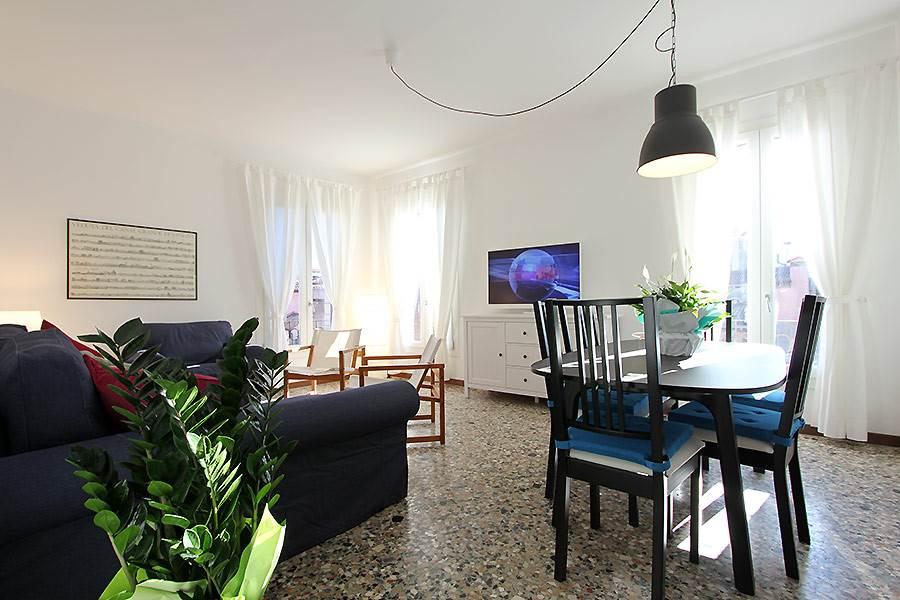 apartment turchese, cannaregio, venice - Mobile Soggiorno Turchese 2