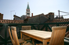 Apartment in Venice San Marco Corte Zoia Terrace