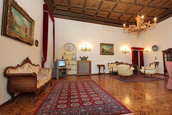 Photo 9 of 20 - Ca' del Doge, Living Room