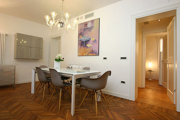 Apartment san marco design san marco venice for Design apartment venice