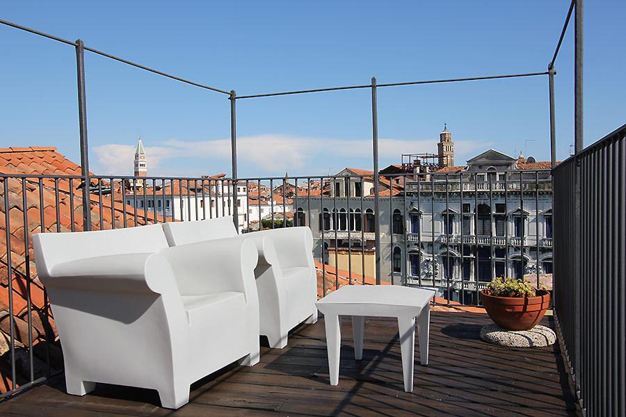Appartement grand canal loft san polo venise for Appartement design venise