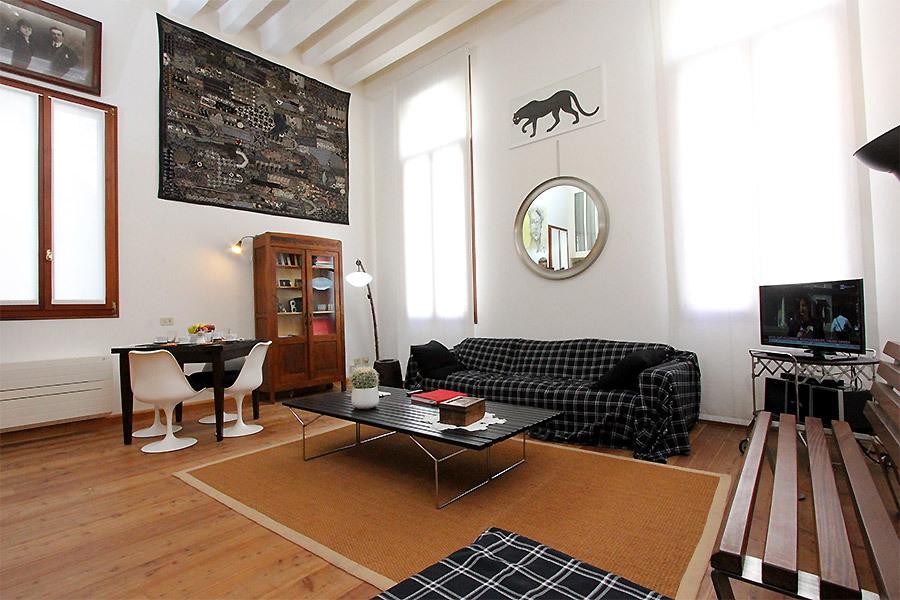 Wohnung design loft castello venedig for Wohnung design app