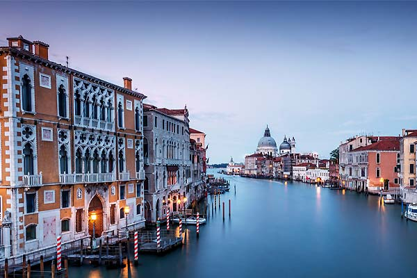 Apartments on the Grand Canal, Historic Centre of Venice