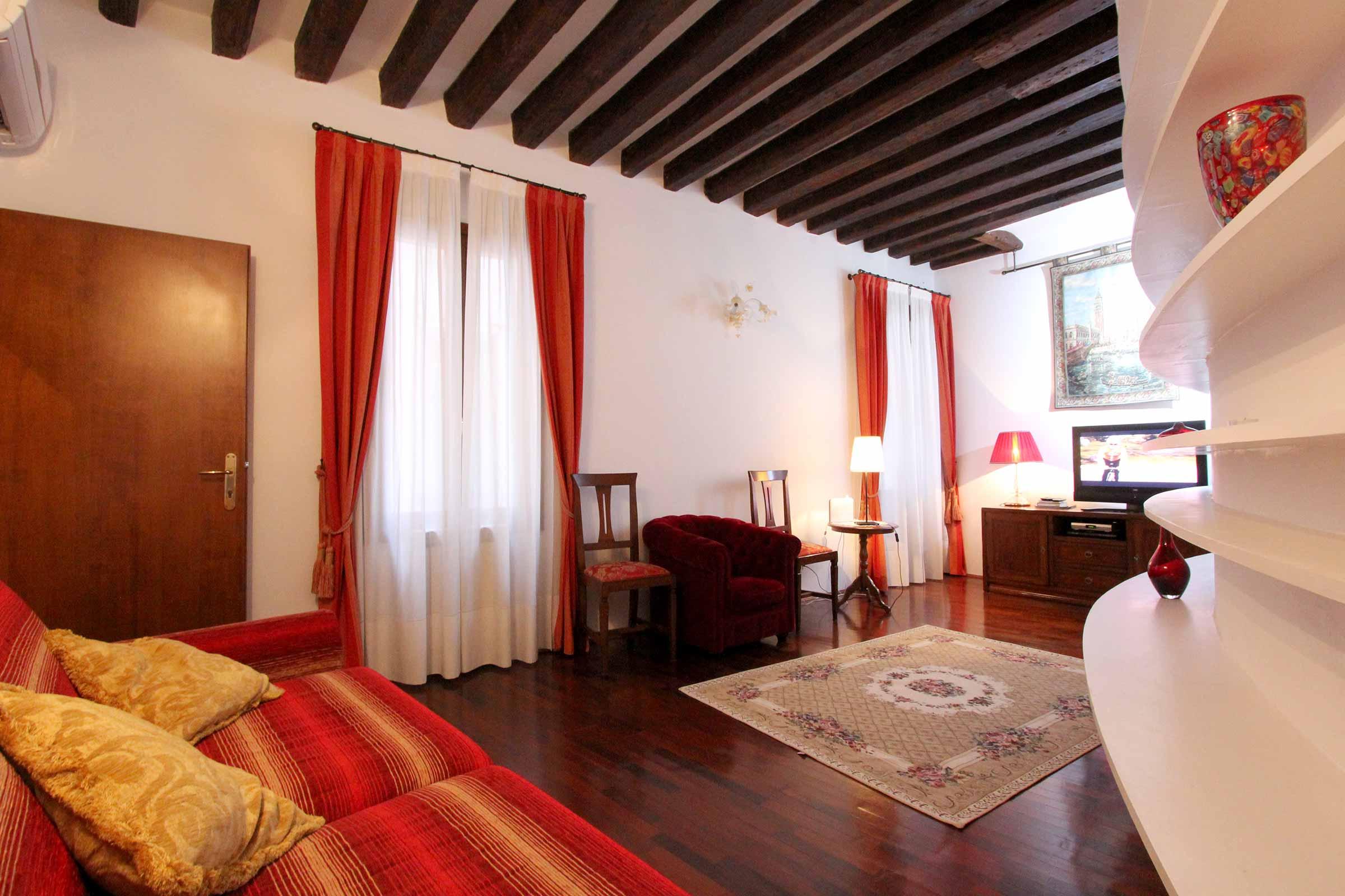 Wohnung Ca Capitello San Marco Venedig