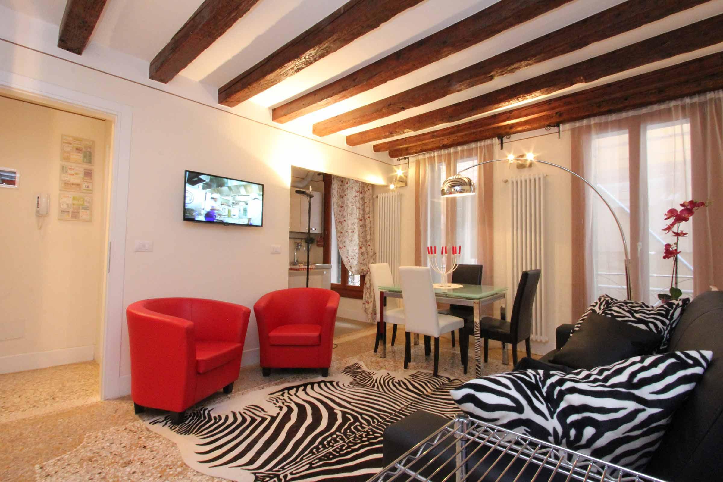Wohnung Rubino, San Marco, Venedig