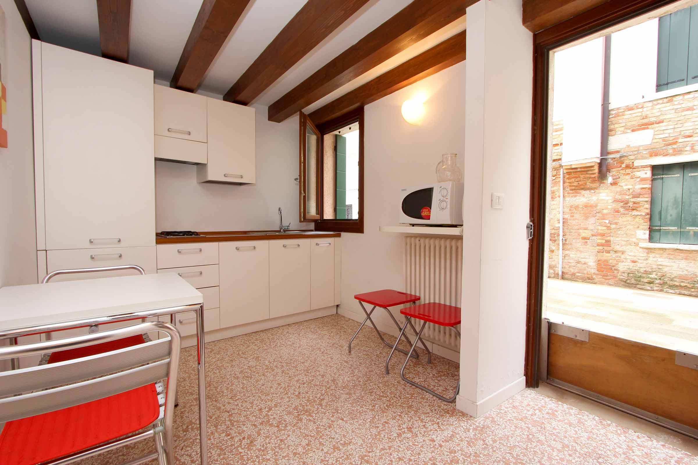 Apartment Dorsoduro, Dorsoduro, Venice