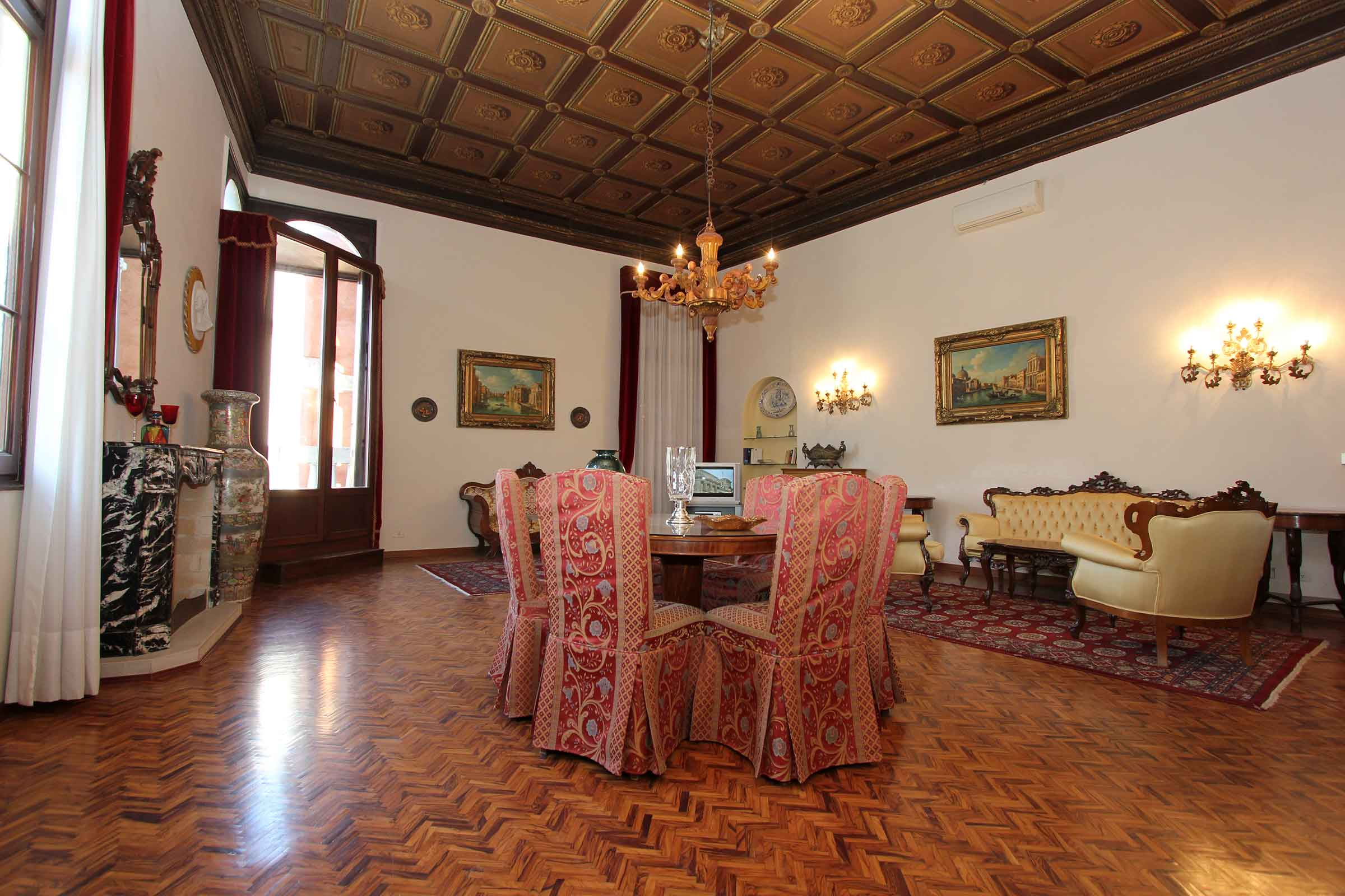 Apartment Ca\' del Doge, San Polo, Venice