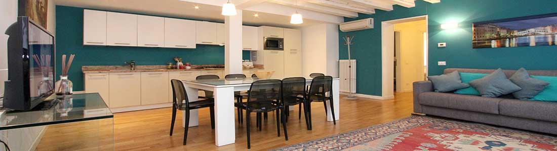 Appartamenti per la tua Vacanza Low Cost a Venezia