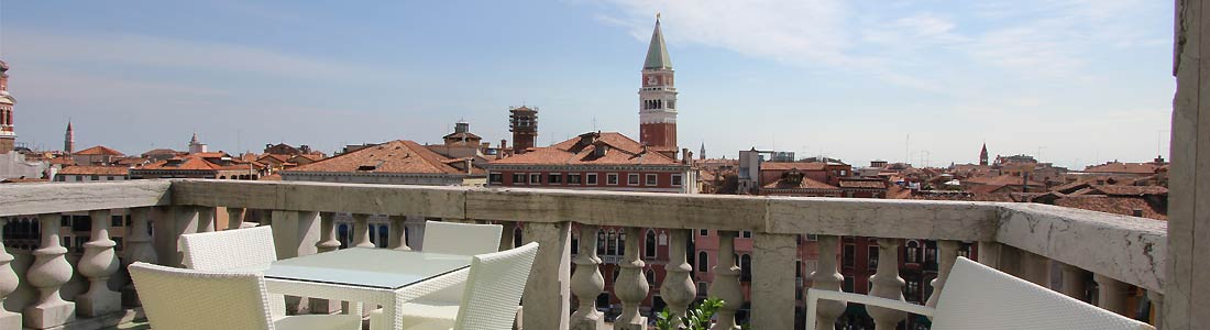 Apartments In Venice With Terrace