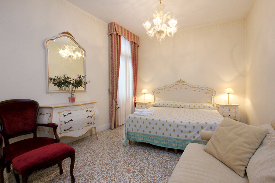 Photo 10 de 15 - Residence Pozzo Terrace, Chambre matrimoniale