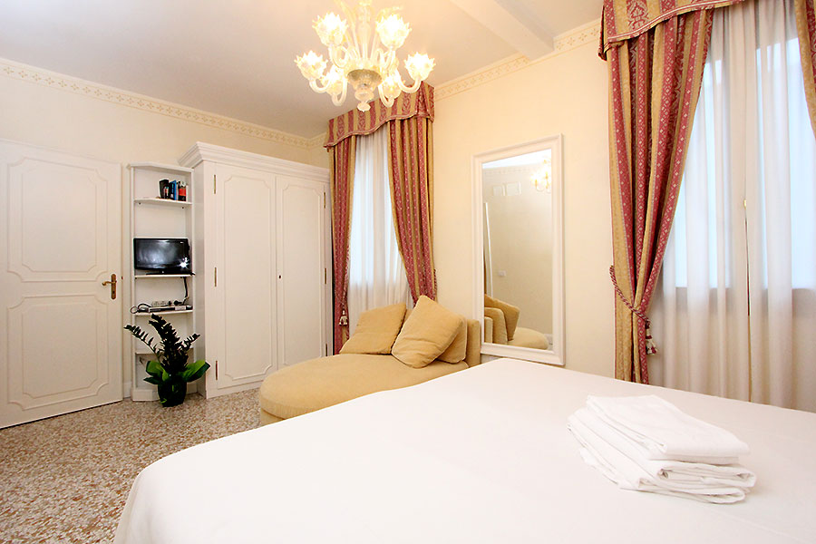 Photo 9 de 15 - Residence Pozzo Terrace, Chambre matrimoniale