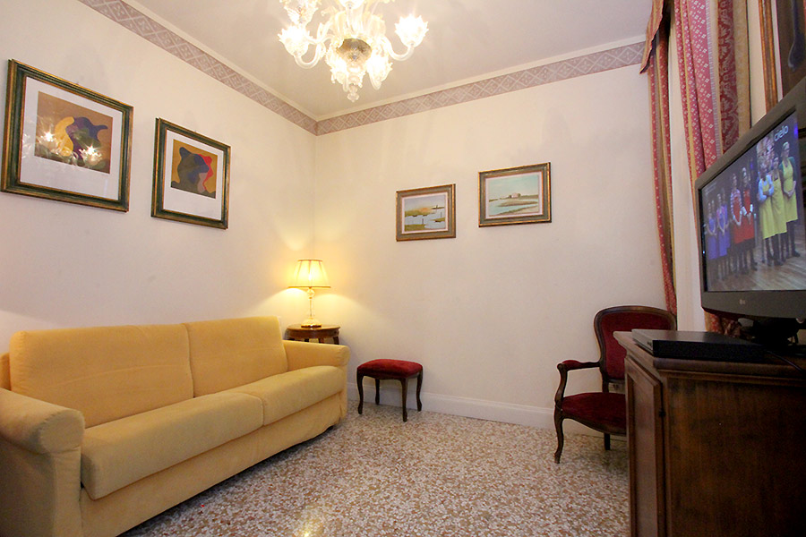 Photo 5 de 15 - Residence Pozzo Terrace, Salon