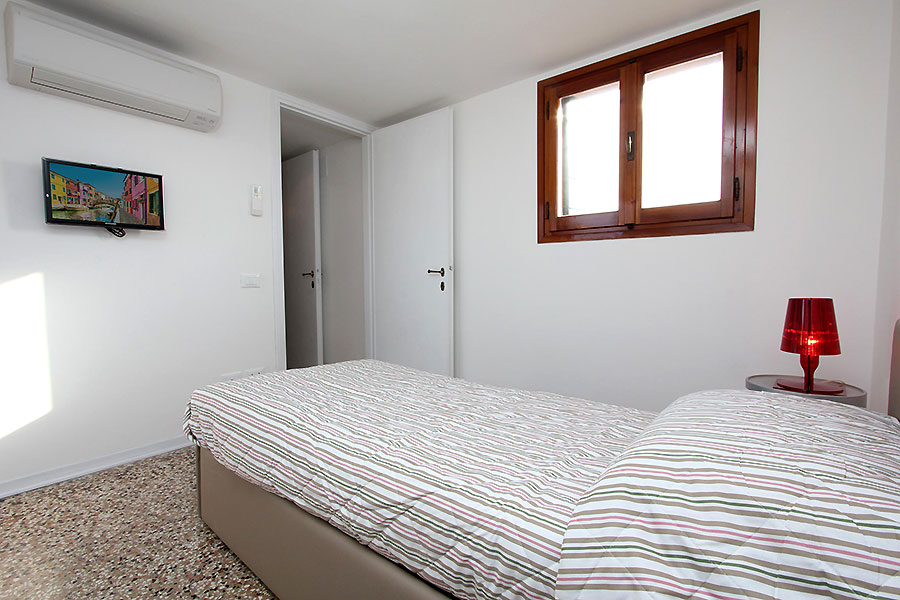 Photo 17 de 19 - Albrizzi, Chambre