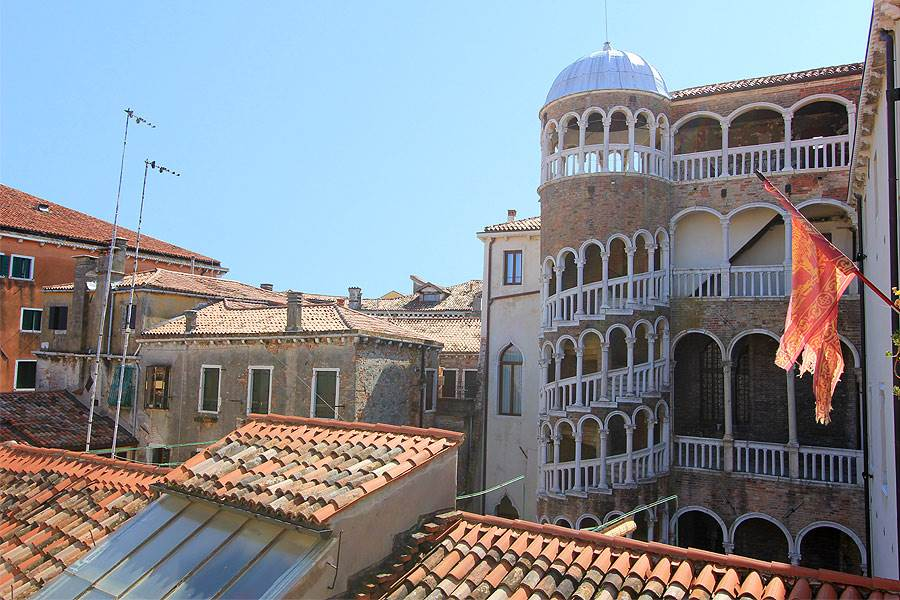 Apartment in Venice San Marco Cupido