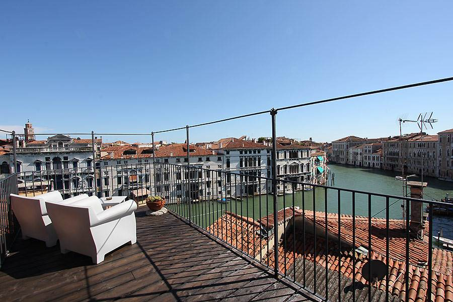 Photo 1 de 18 - Grand Canal Loft Terrace, Vue