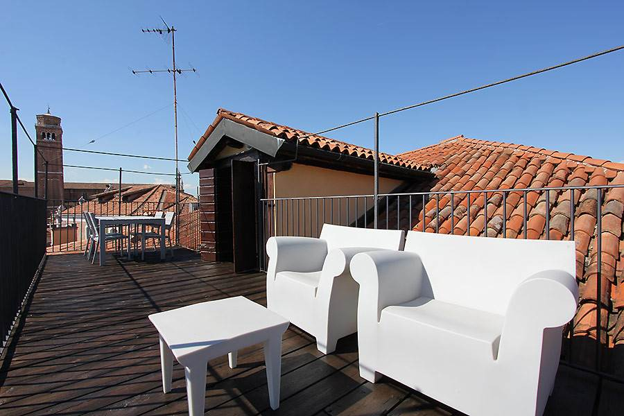 Photo 3 de 18 - Grand Canal Loft Terrace, Vue