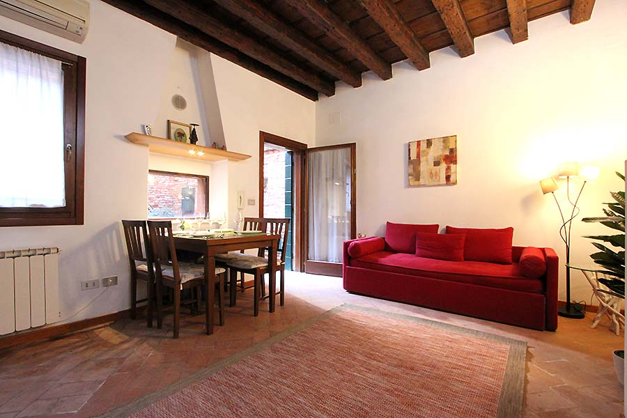 Apartment in Venice Cannaregio Canaletto