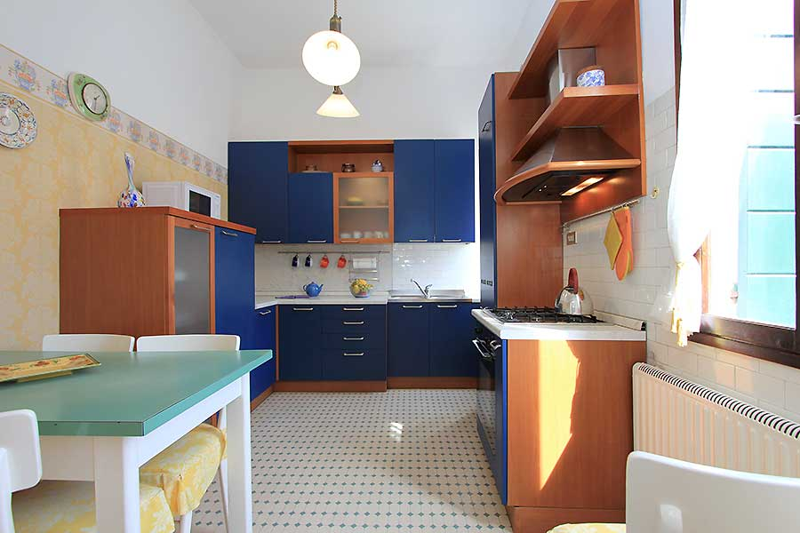 Photo 3 of 13 - Ca' delle Oche, Kitchen