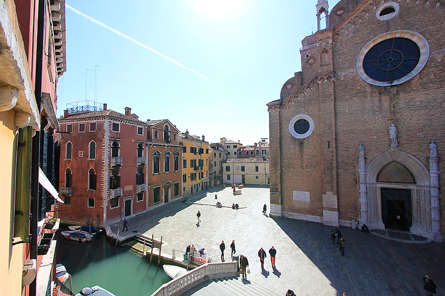 Photo 2 of 12 - Frari Canal View, View