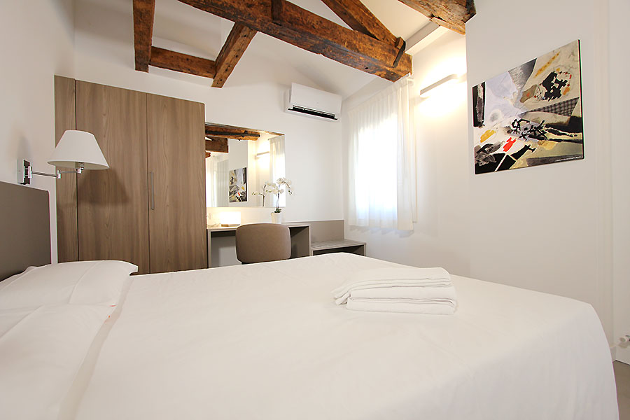 Photo 9 de 14 - Morandis, Chambre matrimoniale
