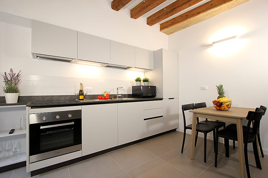 Photo 2 of 14 - Canaletto (R2A), Kitchen