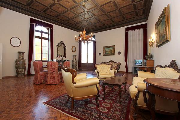 Photo 1 of 20 - Ca' del Doge, Living Room